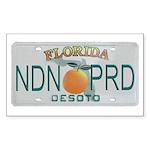 Florida NDN Pride Rectangle Sticker