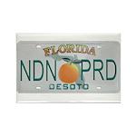 Florida NDN Pride Rectangle Magnet (10 pack)