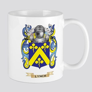 Lynch Coat of Arms - Family Crest Mug