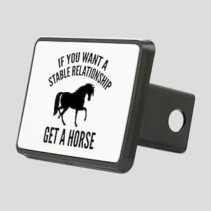 Get A Horse Rectangular Hitch Cover