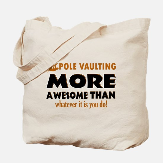 Awesome Polevault designs Tote Bag