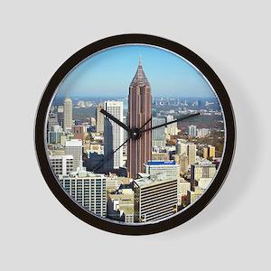 Atlanta, GA Wall Clock