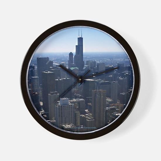 Chicago, IL Wall Clock