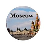 "Moscow 3.5"" Button (100 pack)"