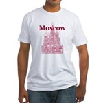 Moscow Fitted T-Shirt