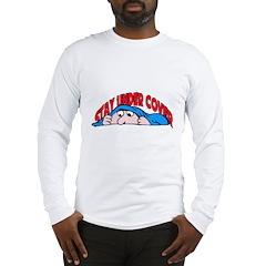 Stay Undercover Cartoon Long Sleeve T-Shirt