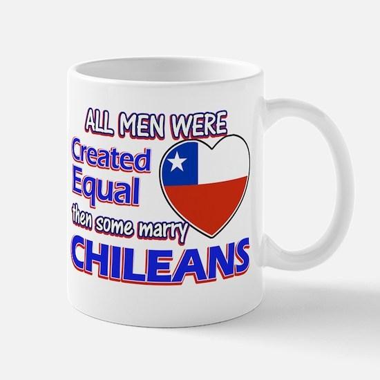 Chileans Wife Designs Mug