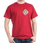 Circles of the York Rite Masons Dark T-Shirt