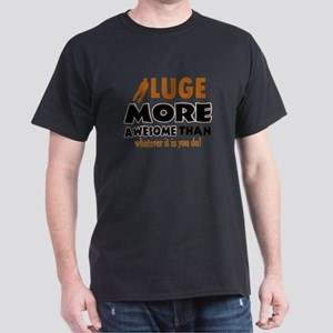 Awesome luge designs Dark T-Shirt