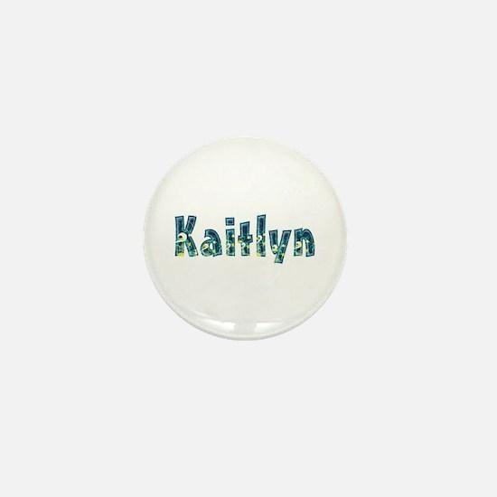 Kaitlyn Under Sea Mini Button