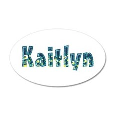 Kaitlyn Under Sea Wall Decal