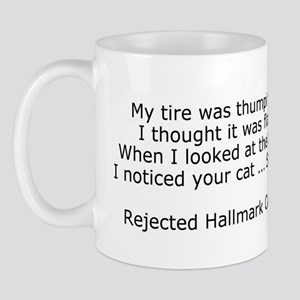 Rejected Hallmark Cards Mug