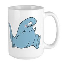 Todd Running Large Mug