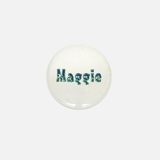 Maggie Under Sea Mini Button