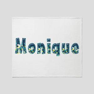 Monique Under Sea Throw Blanket