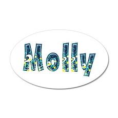 Molly Under Sea Wall Decal