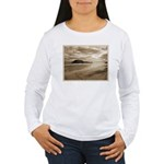 Footsteps In The Sand Long Sleeve T-Shirt