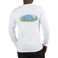 Todd Playing Long Sleeve T-Shirt