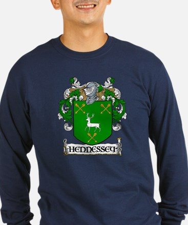 Hennessey Coat of Arms T