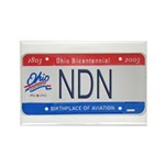 Ohio NDN Pride Rectangle Magnet (100 pack)