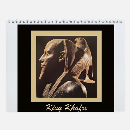 KINGS & QUEENS of KHEMET Wall Calendar