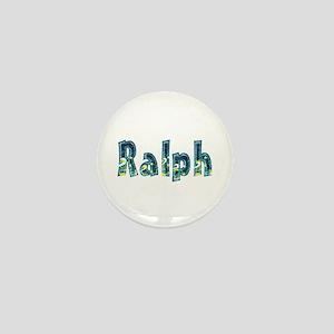 Ralph Under Sea Mini Button