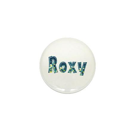 Roxy Under Sea Mini Button