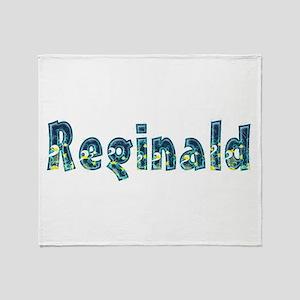 Reginald Under Sea Throw Blanket