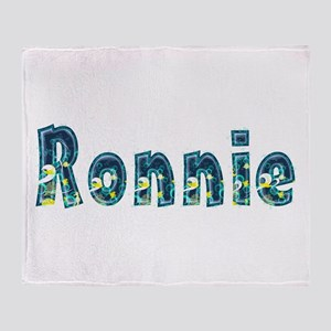 Ronnie Under Sea Throw Blanket