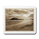 Footsteps In The Sand Mousepad