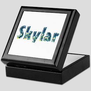 Skylar Under Sea Keepsake Box