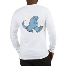Scuba Todd Long Sleeve T-Shirt