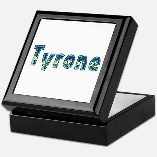 Tyrone Under Sea Keepsake Box