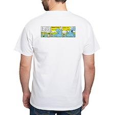 Kiddie Pool White T-Shirt
