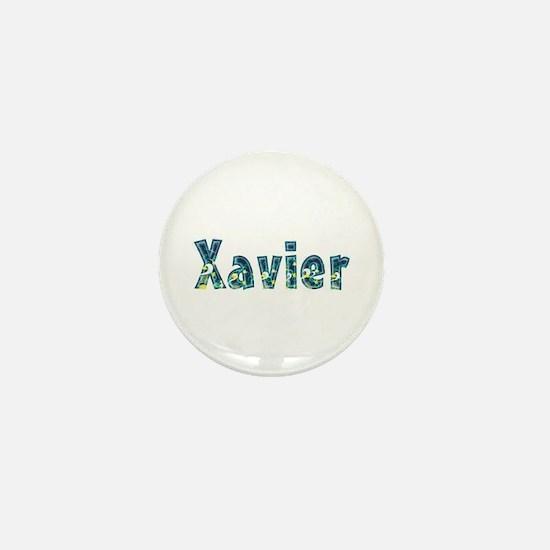 Xavier Under Sea Mini Button
