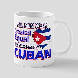 Cuban Wife Designs Mug