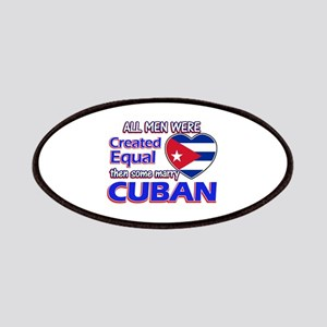Cuban Wife Designs Patches