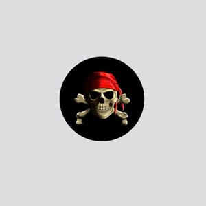 Jolly Roger Mini Button