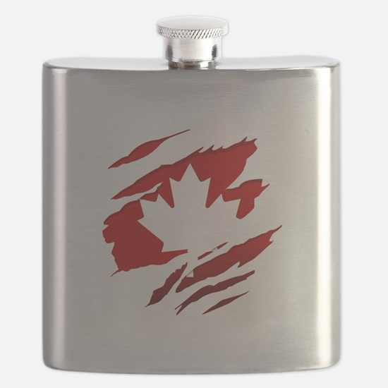Cute Vancouver Flask