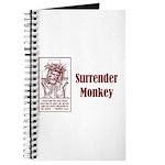 Surrender Monkey Journal