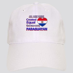 Paraguyan Wife Designs Cap