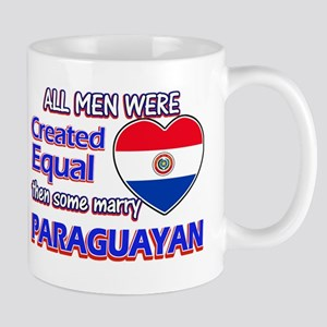 Paraguyan Wife Designs Mug