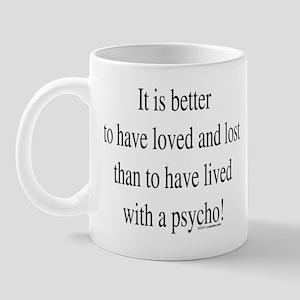Loved & Lost Mug
