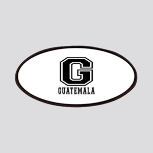 Guatemala Designs Patches