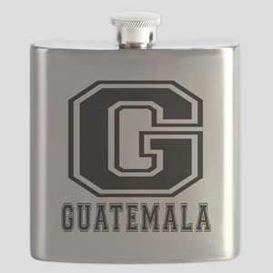 Guatemala Designs Flask
