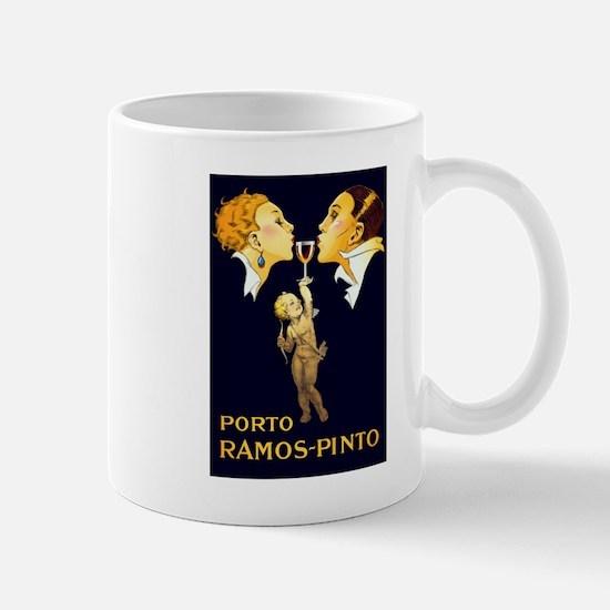 Porto Ramos- Pinto, Wine, Vintage Poster Mug