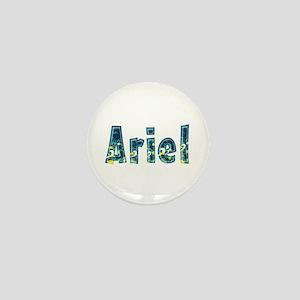 Ariel Under Sea Mini Button