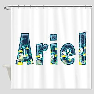 Ariel Under Sea Shower Curtain