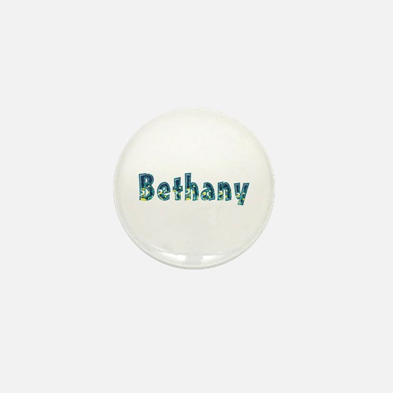 Bethany Under Sea Mini Button
