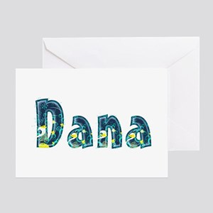 Dana Under Sea Greeting Card